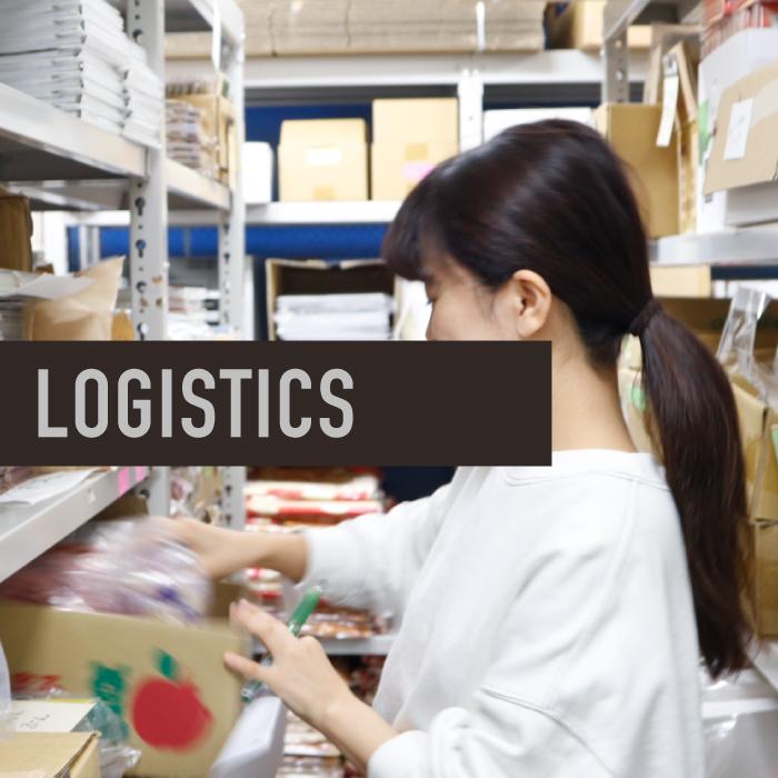 ★自社倉庫で商品管理も可能です